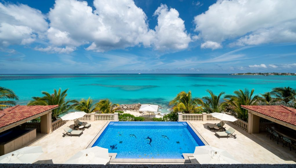 Krystal House at Old Fort Bay, Bahamas / Christie's International Real Estate