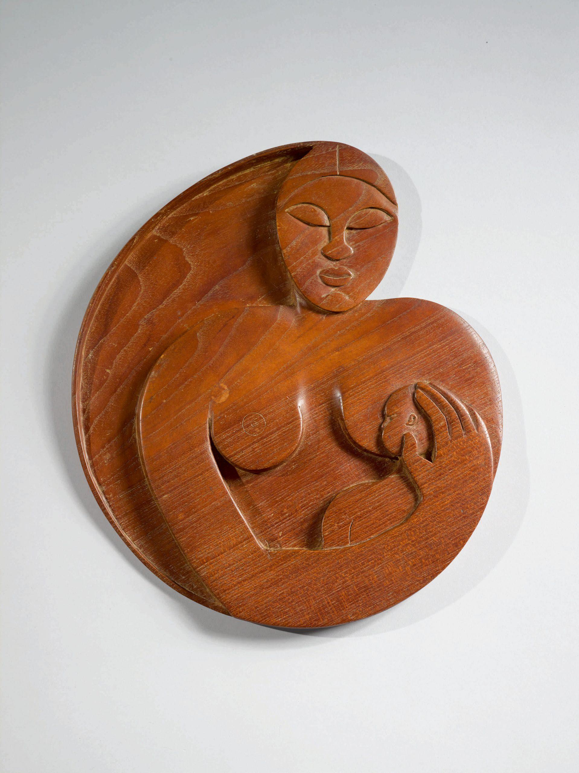 Sculpture by Adi Davierwalla, Untitled (1947)