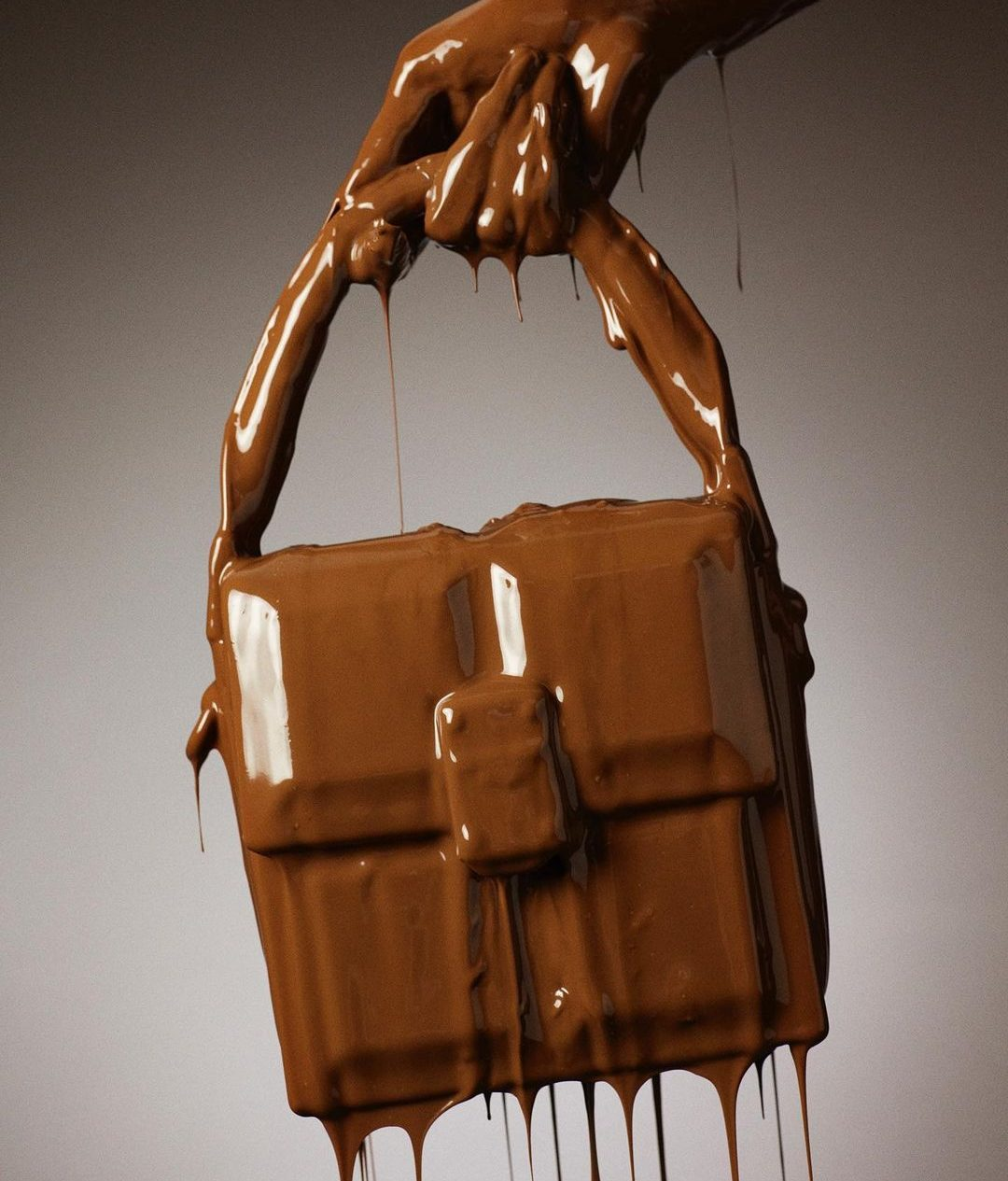 Balmain launches new handbag collection - Le Chocolat