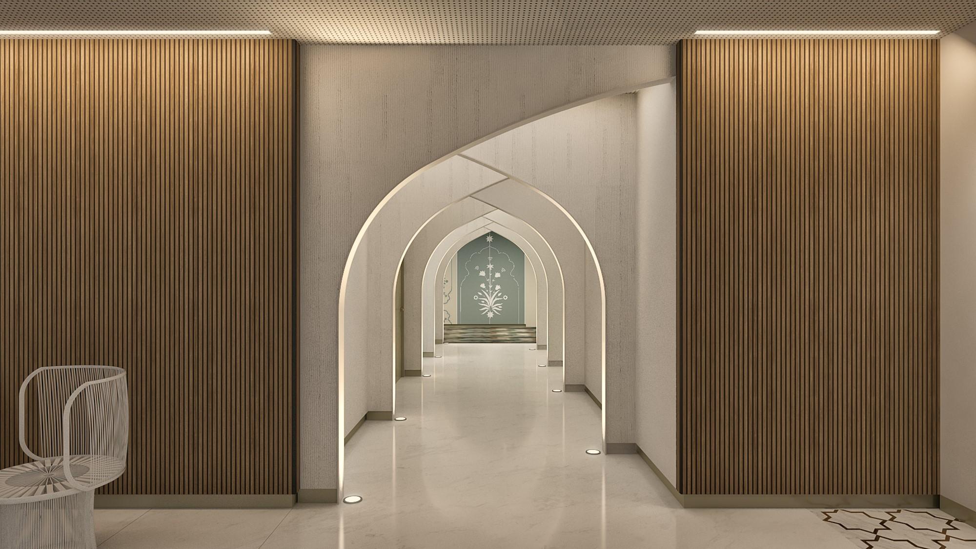 Microsoft's new Taj Mahal-inspired office in Noida