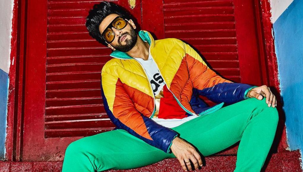 Ranveer Singh fashion in Trill