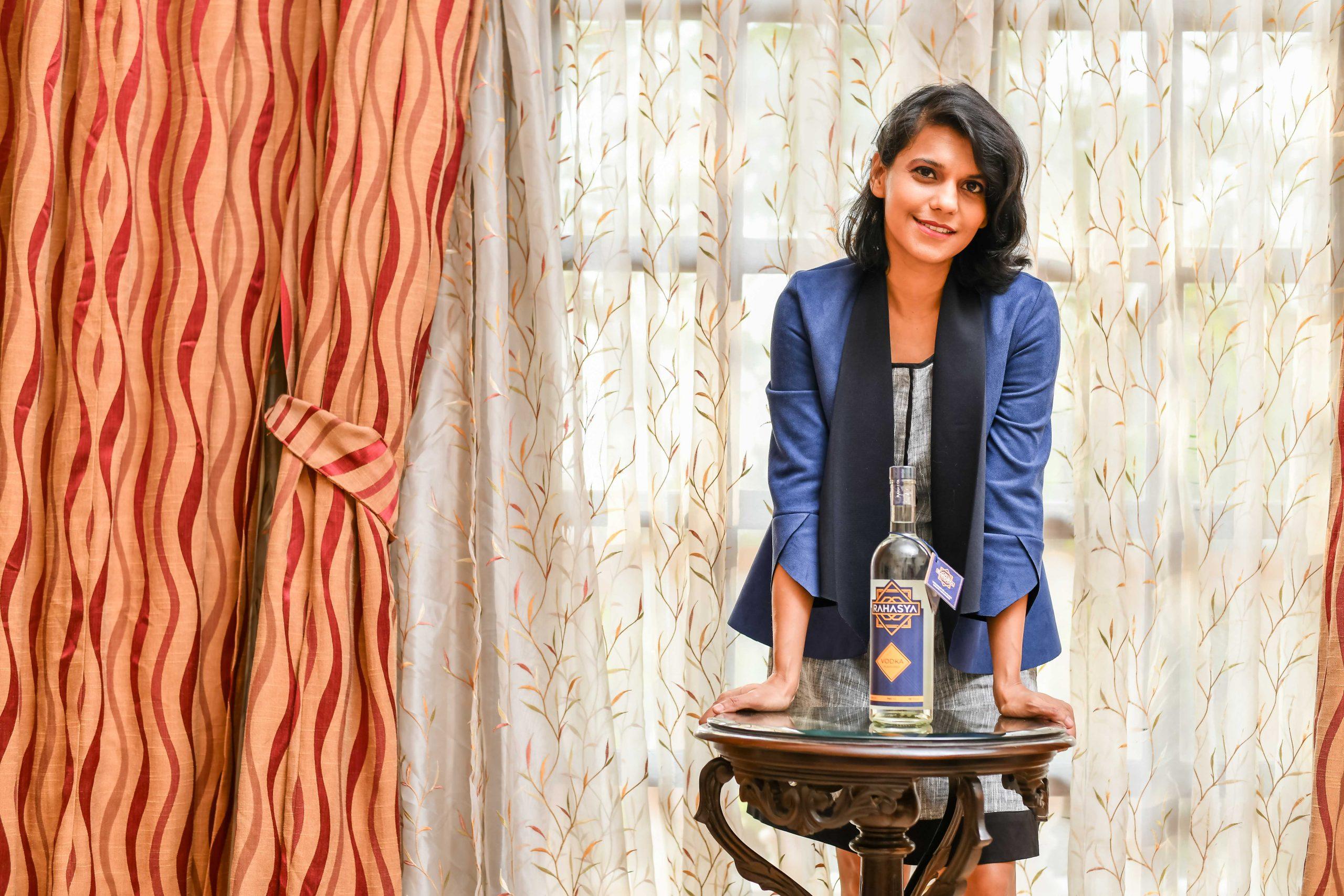 Varna Bhat, Founder & CEO, Blisswater Industries Pvt Ltd