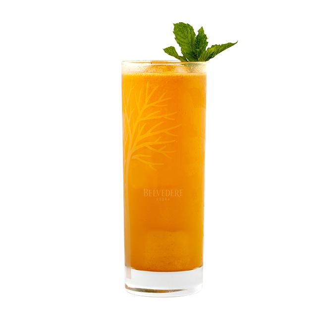 Belvedre's Super Cocktail - Turmeric