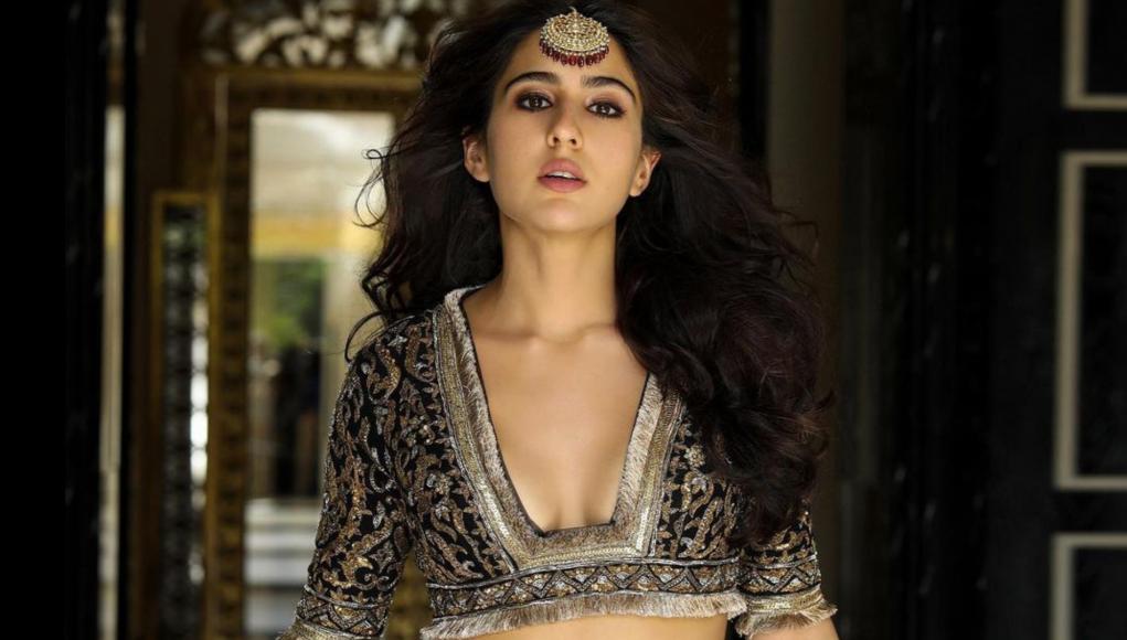 Sara Ali Khan in Nooraniyat, Manish Malhotra