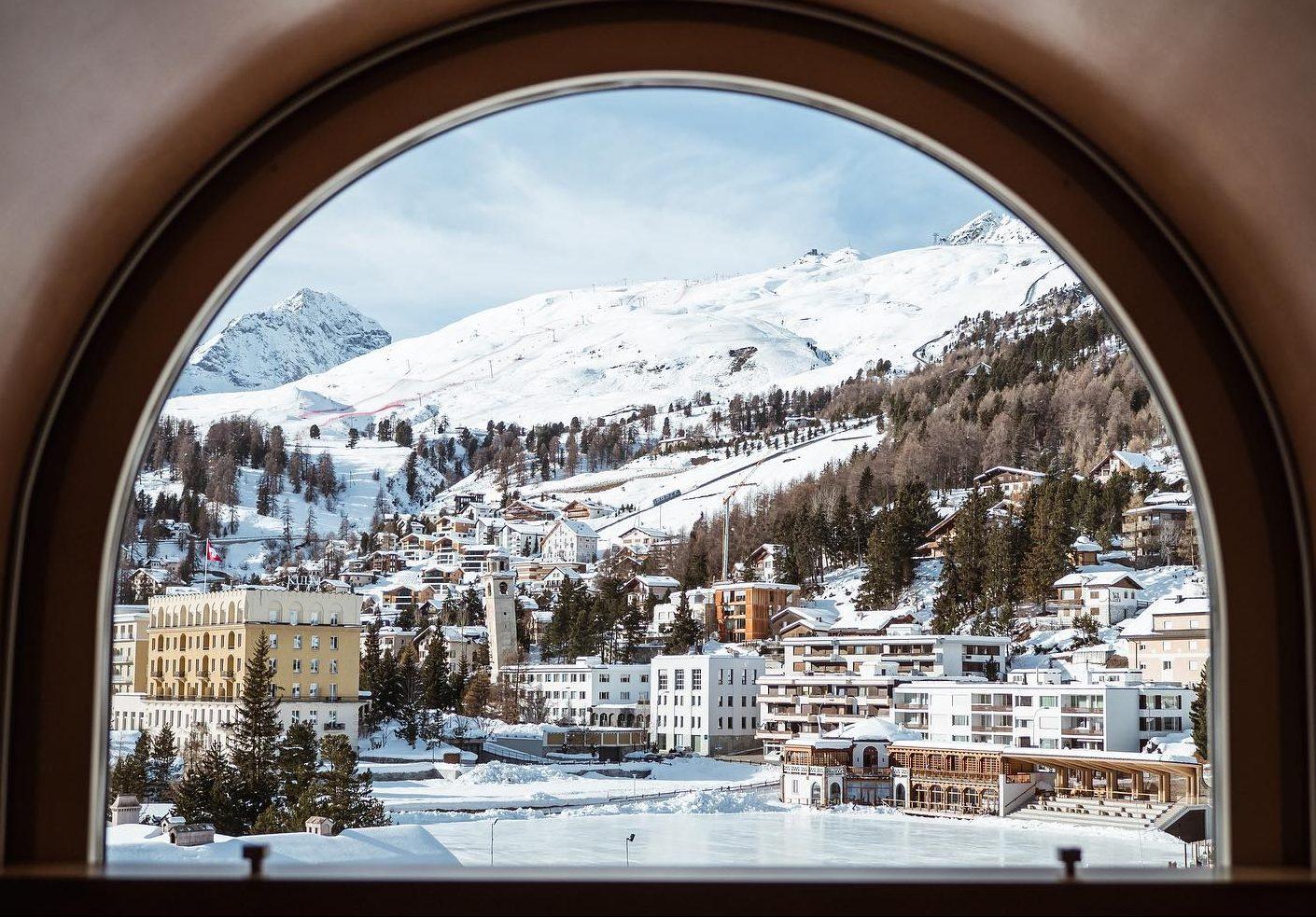 Carlton Hotel St. Moritz-