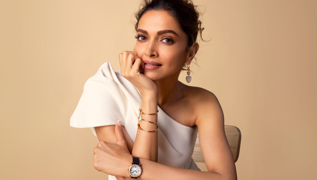 Chopard's new brand ambassador Deepika Padukone