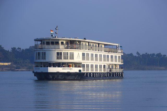 The Ganges Voyager II of Antara Cruises