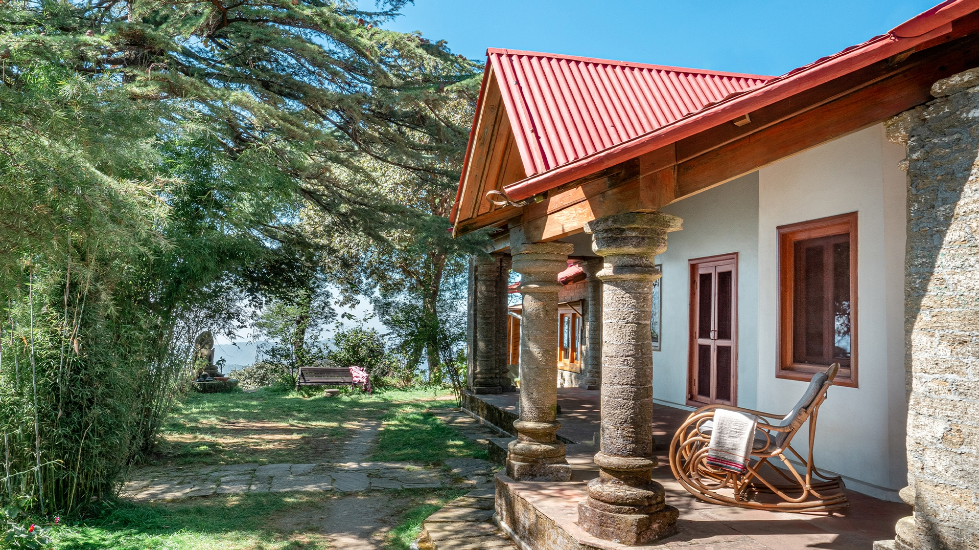 Mary Budden Estate, Luxury Escapes India