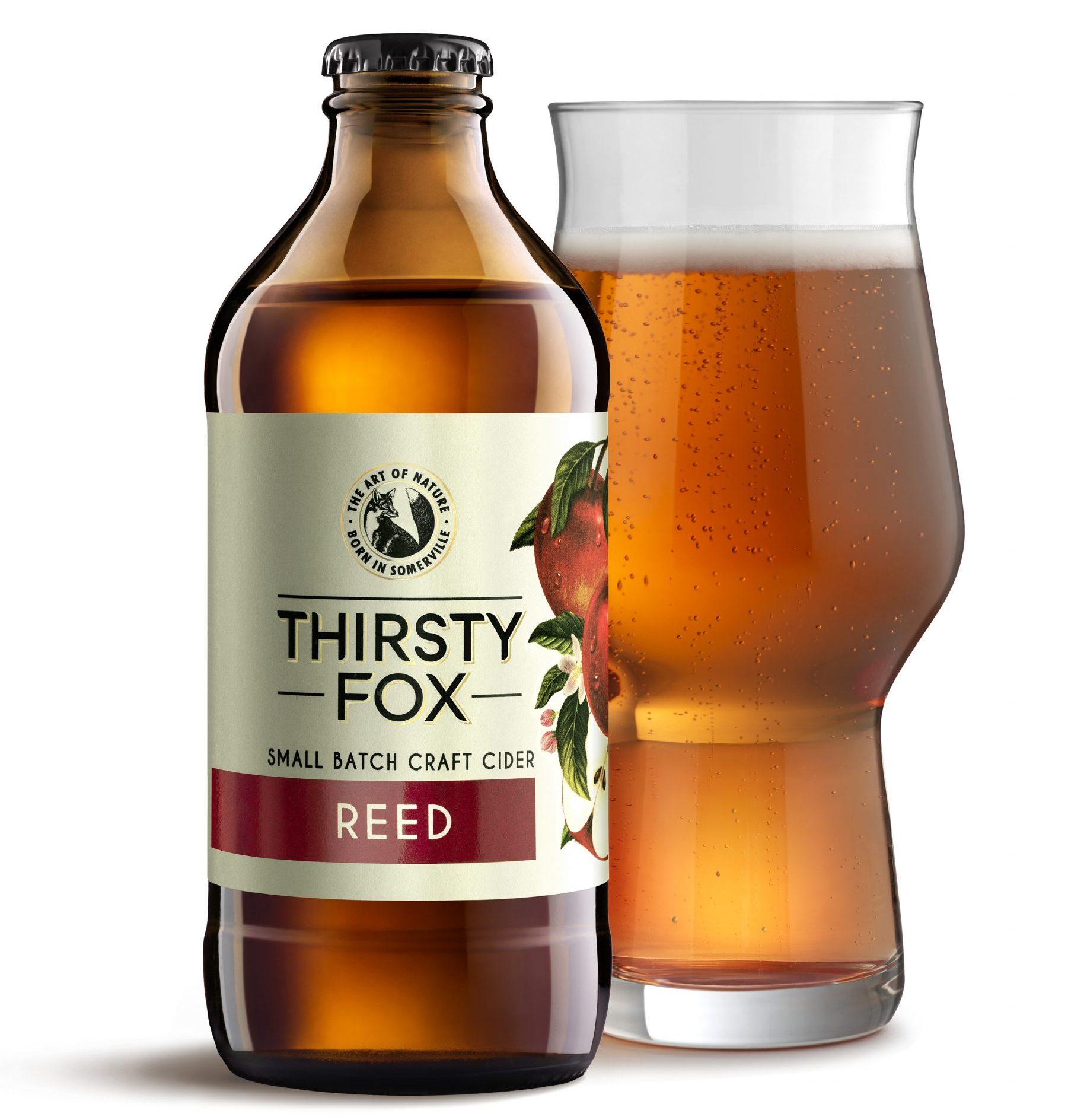 Thirsty Fox Cider