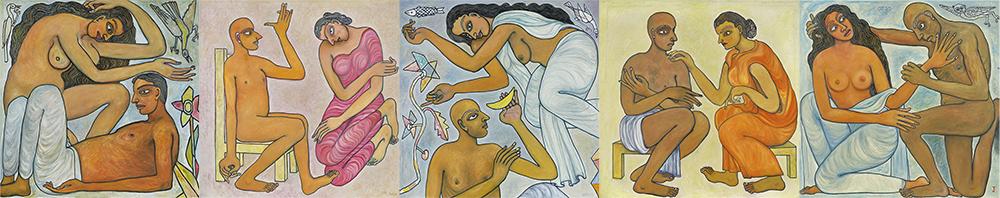 Jogen Chowdhury's 'Story of Woman' (2013)