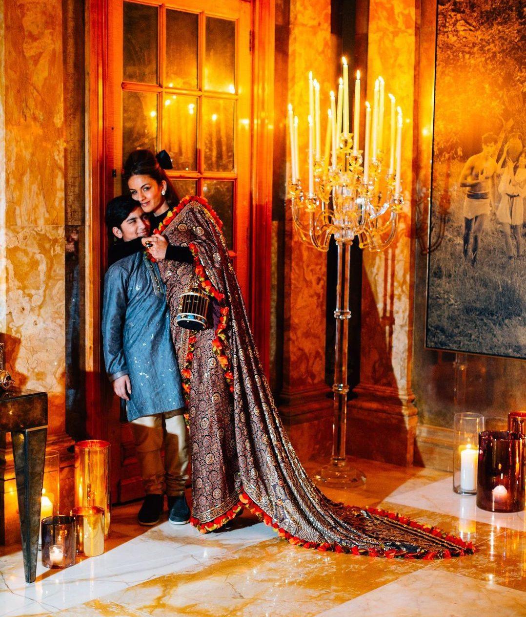 Natasha Poonawalla luxury home