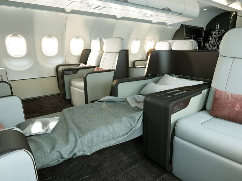 Inside the new Four Seasons private jet