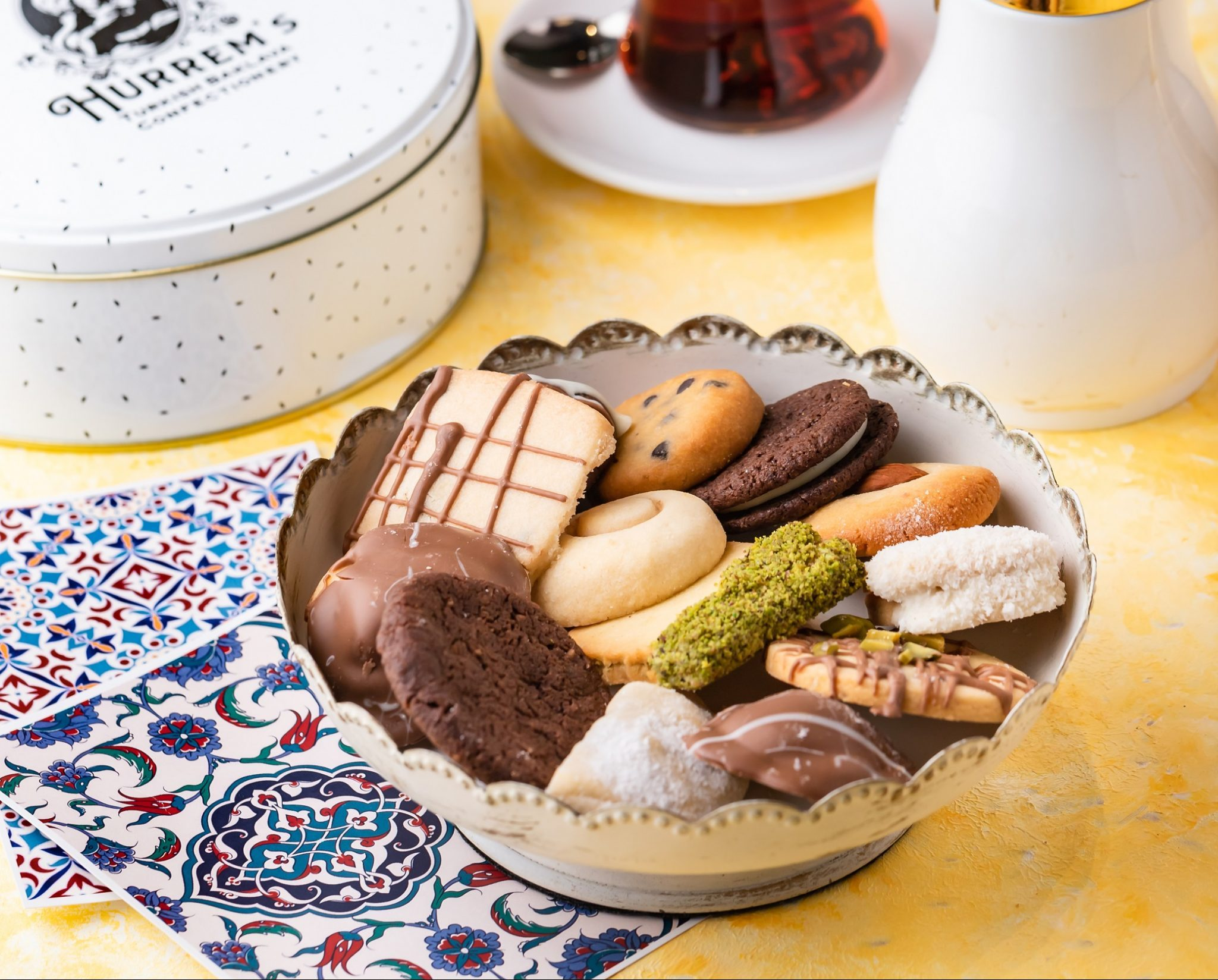 Turkish baklava brand Hurrem's Kurabiye