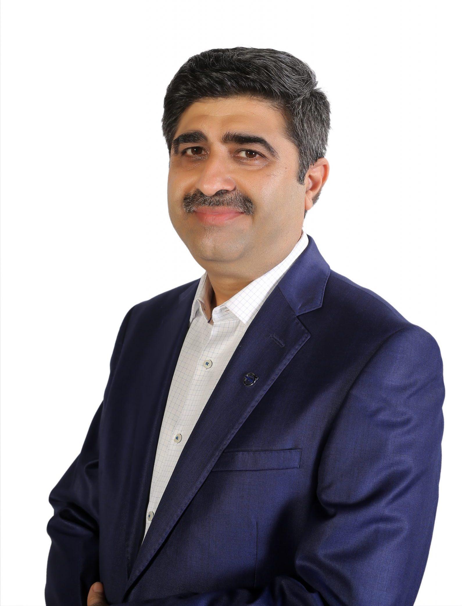 Jyoti Malhotra, Managing Director, Volvo Car India