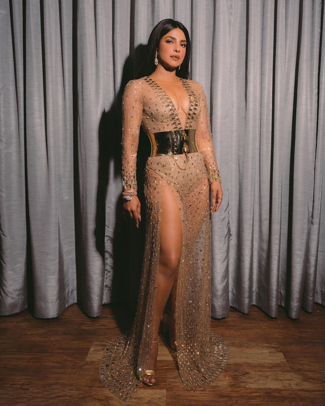 Priyanka Chopra in Dolce Gabbana
