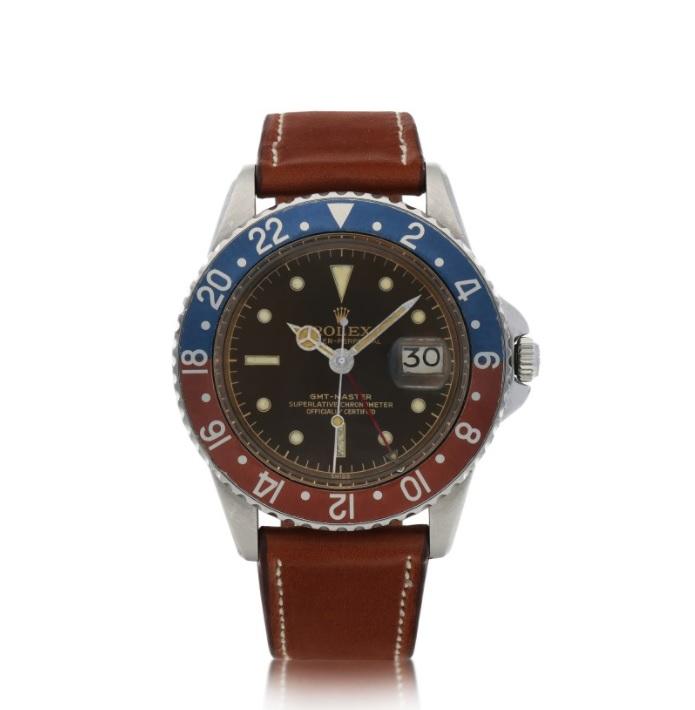 Rolex 'Pepsi' GMT-Master 6542