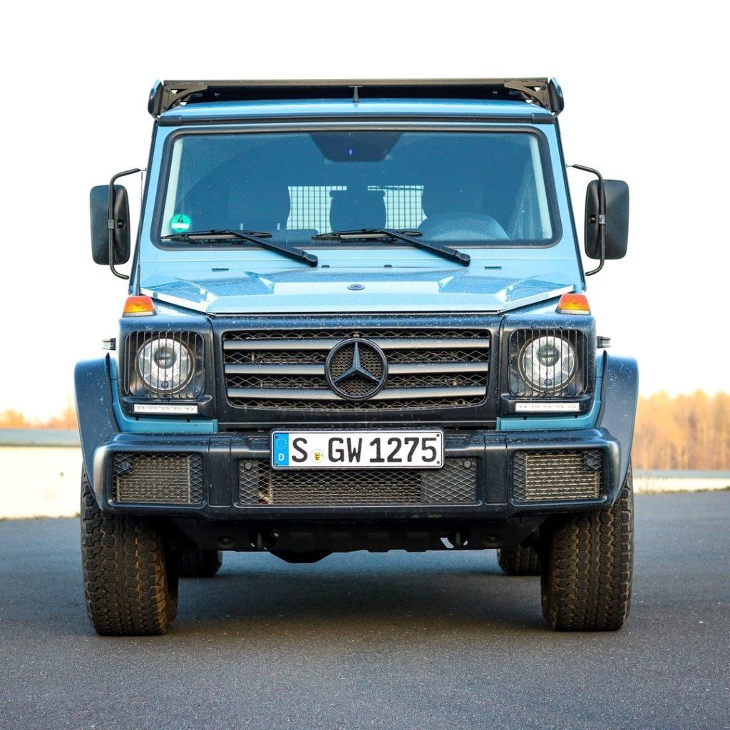 Mercedes G-Wagon G350d