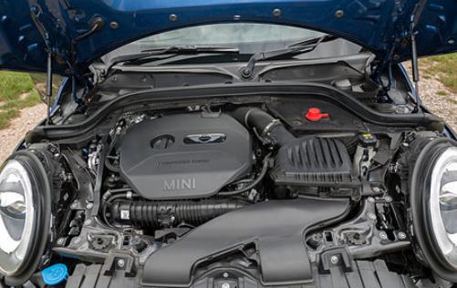Mini Cooper Hatchbacks