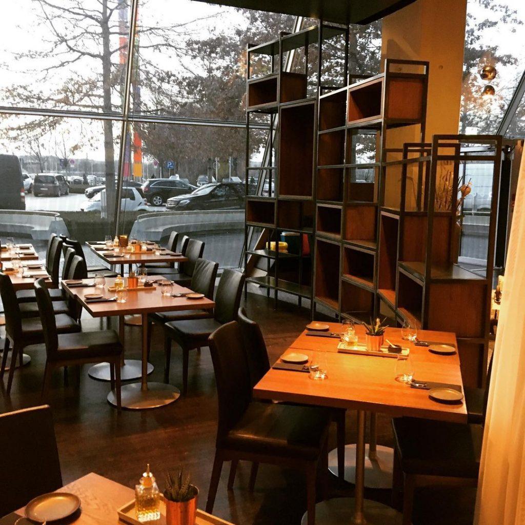 Mercedes Bertha's Restaurant