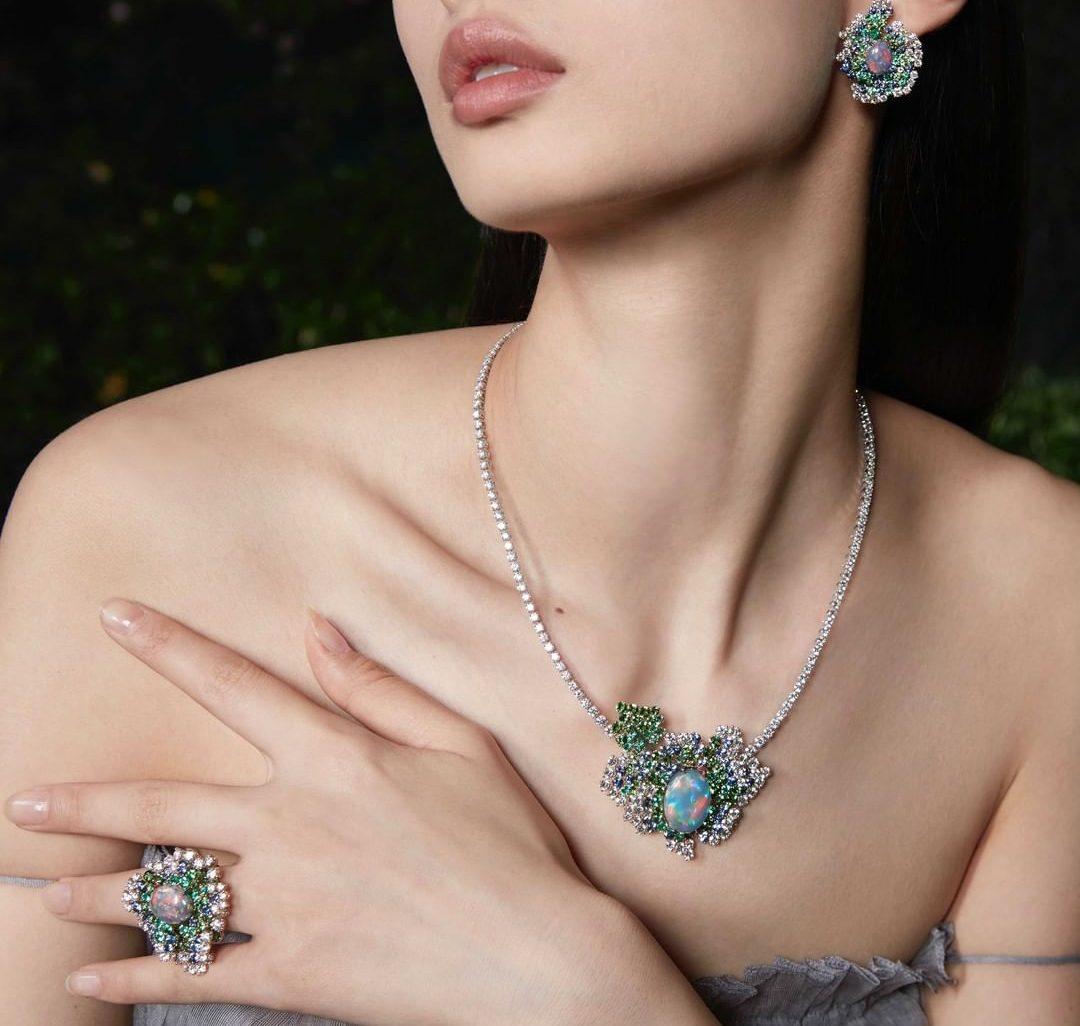 Dior Rose Haute Joaillerie