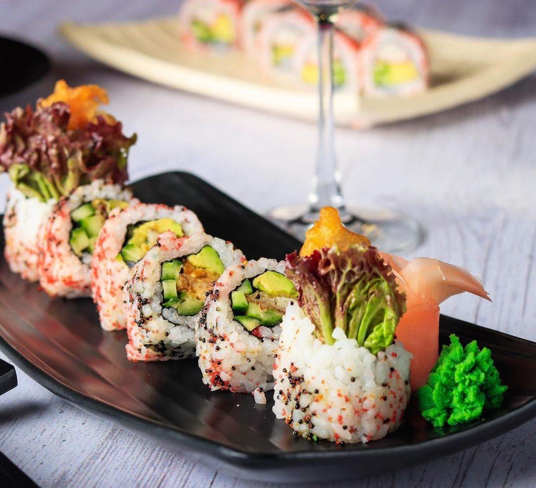 World Sushi Day: House of Mandarin