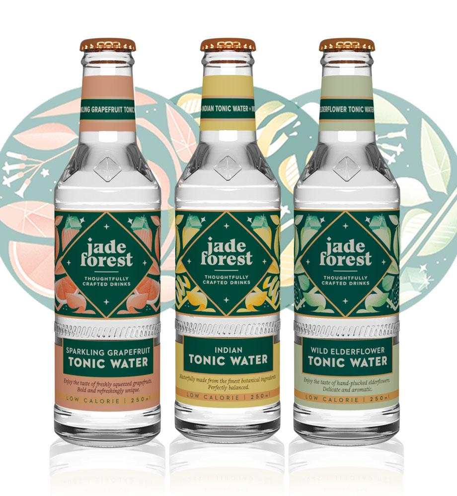 Jade Forest Tonic Water