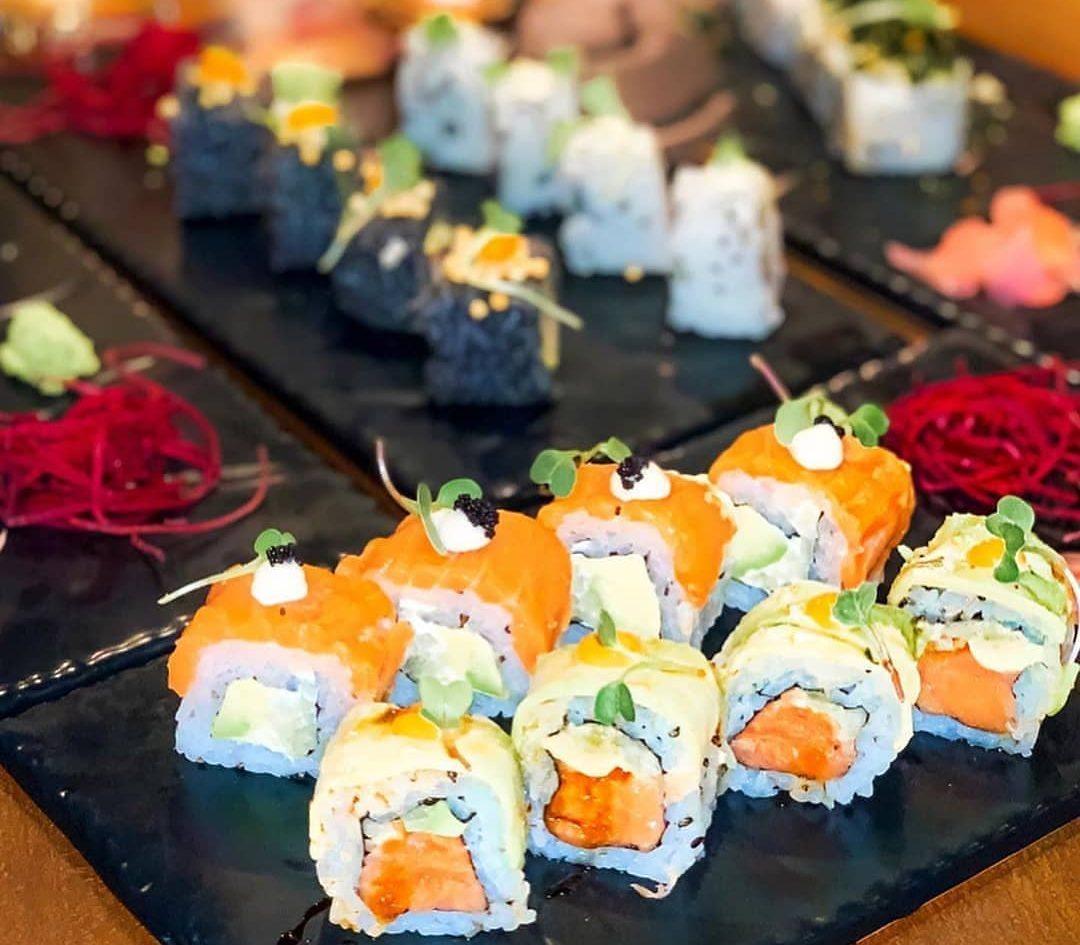 World Sushi Day: Pa Pa Ya Mumbai