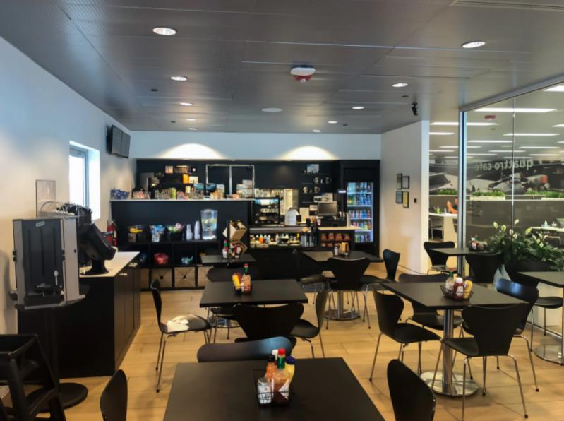 Audi's Quattro Café