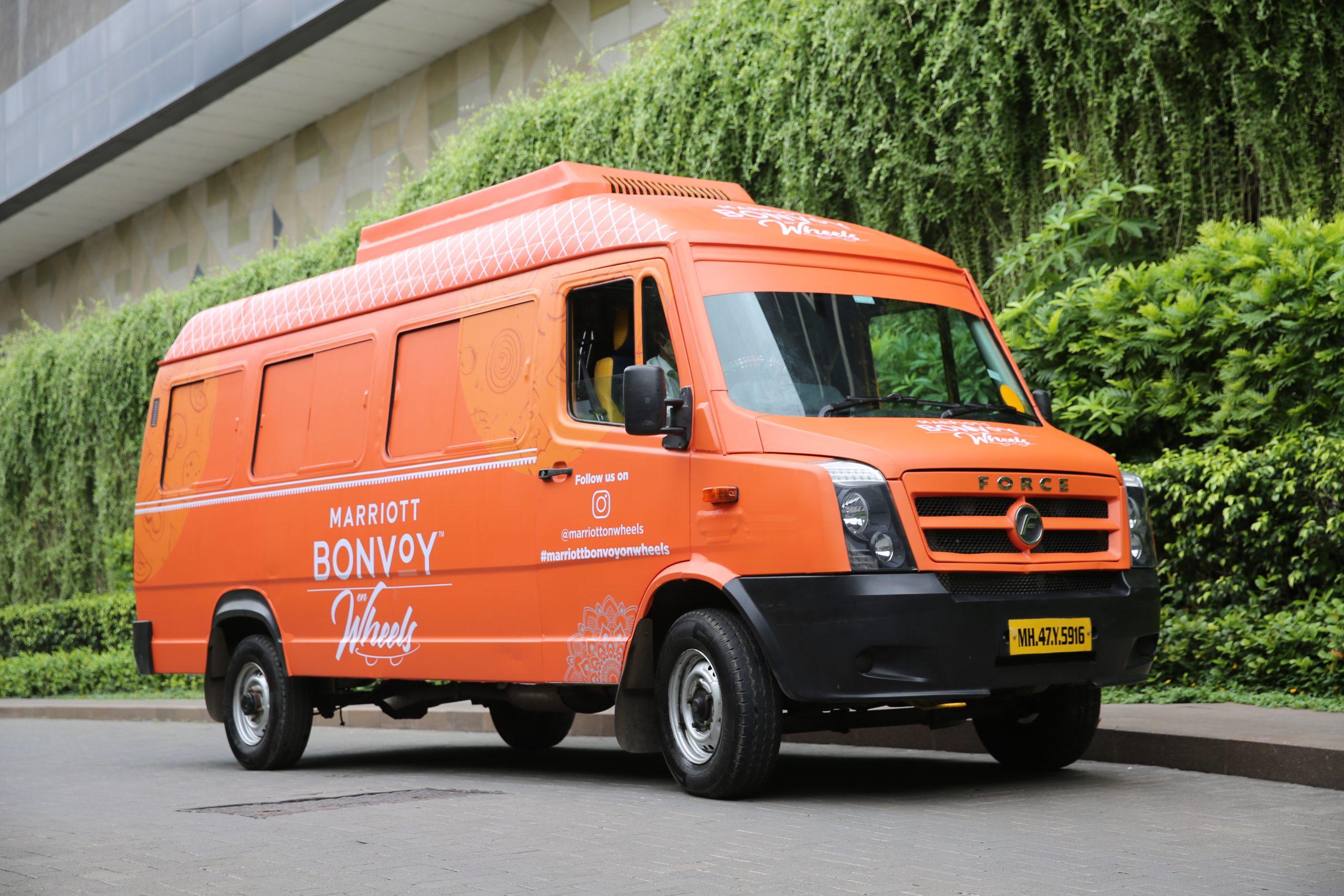 Marriott Bonvoy on Wheels