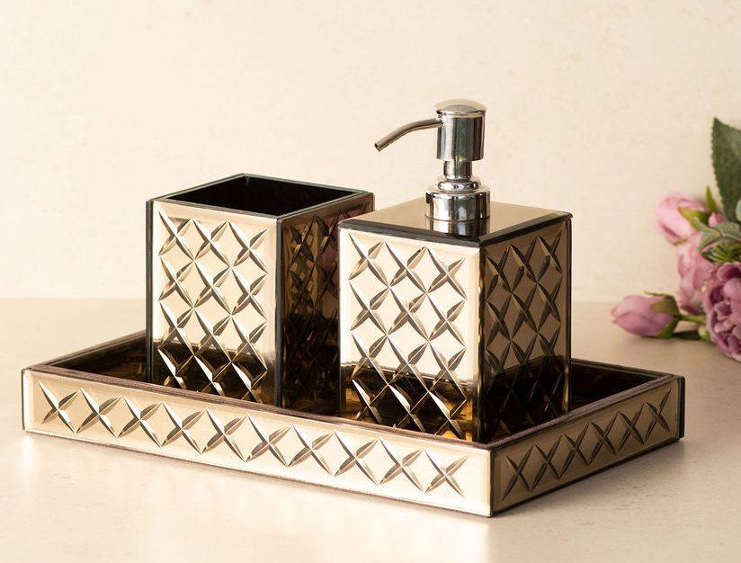 Nykaa Home- Bathroom set, The Decor Remedy