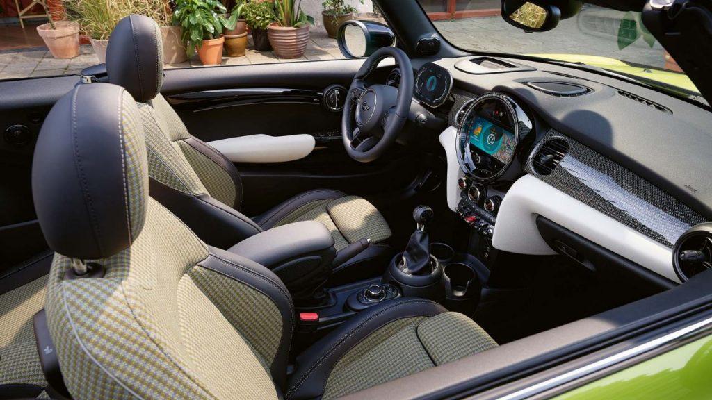 Mini Cooper Convertible Hatchback