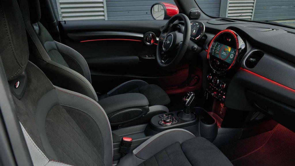 Mini Cooper JCW Hatchback