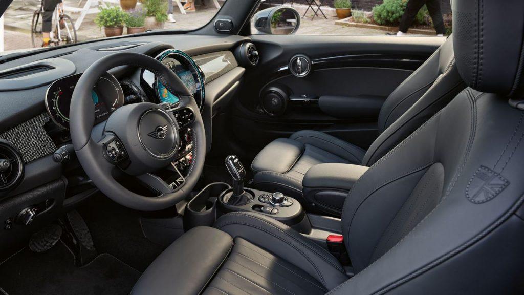 Mini Cooper Hatchbacks Interiors