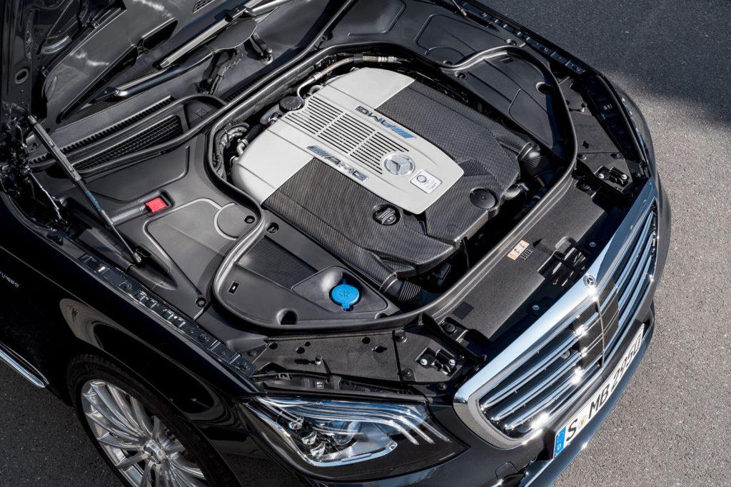Mercedes-Benz S Class Sedan