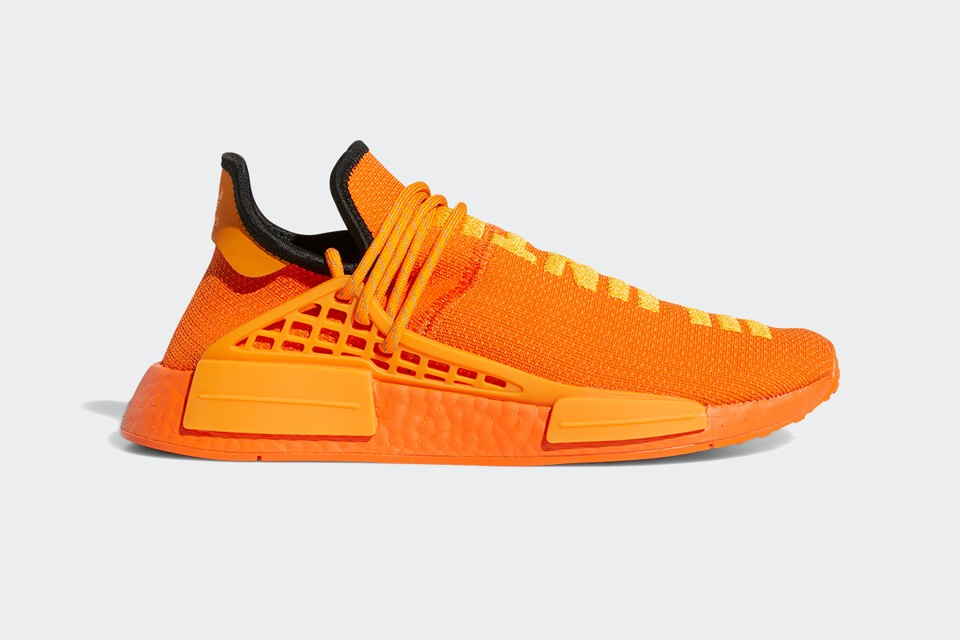 Pharrell Williams X Adidas Originals Hu NMD