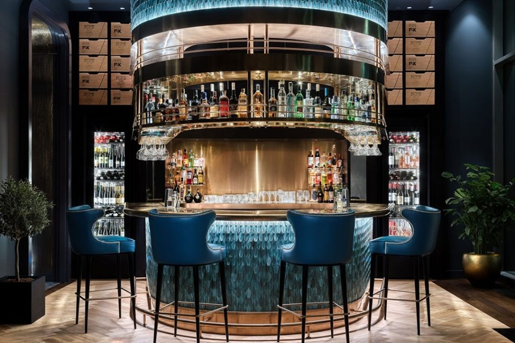 Matlid Palace Hotel, Spago by Wolfgang Puck Budapest Bar and Lounge