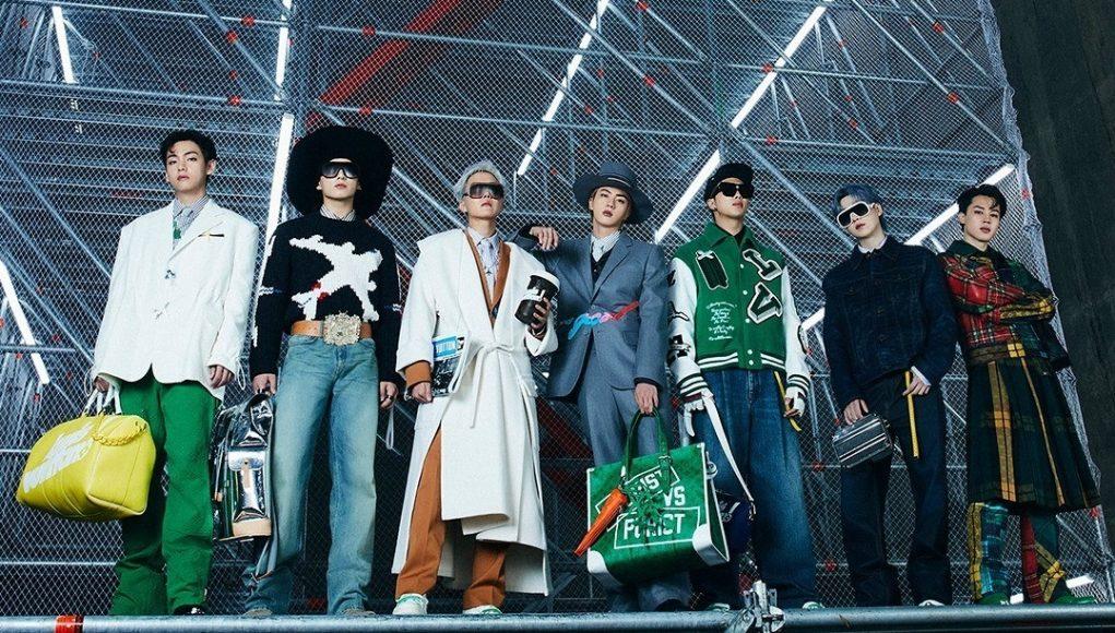 Louis Vuitton Men's Fall/Winter 2021 with BTS