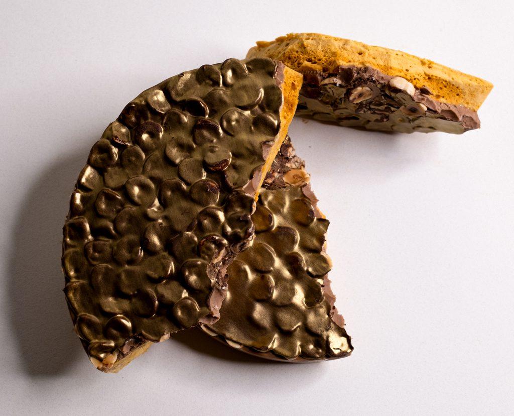 Hazelnut Honeycomb