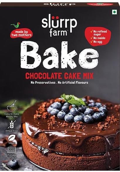 Slurrp Farms cake mix