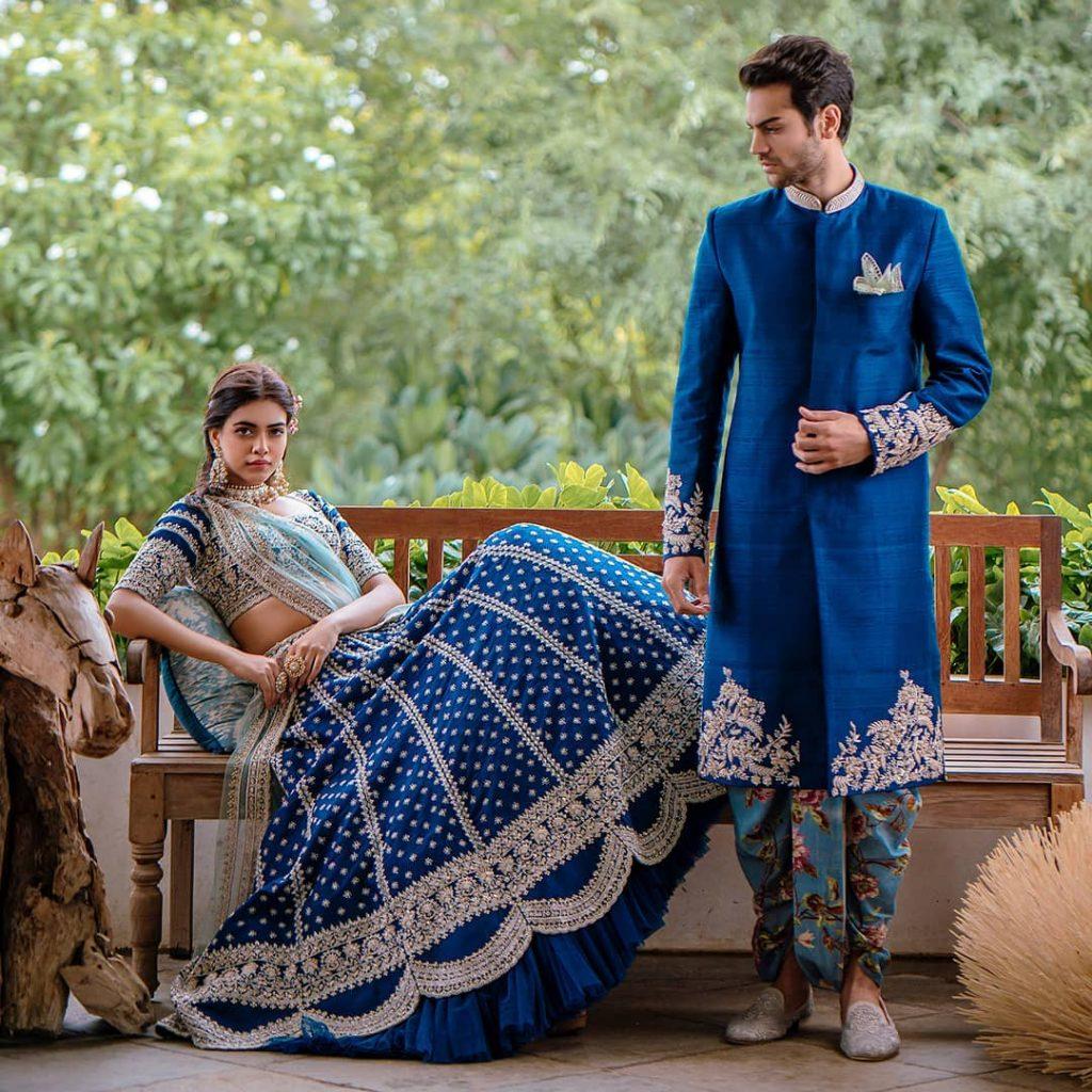 Anushree Reddy bridal wear