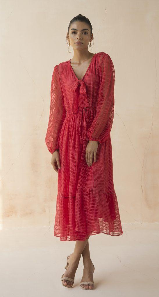 Bora Bora Red Dress