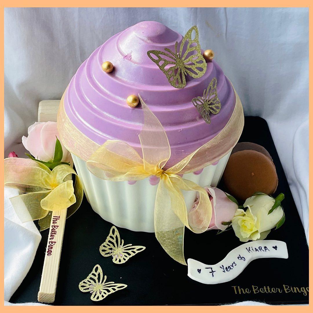 The Better Binge cake for Bollywood's Kiara Advani