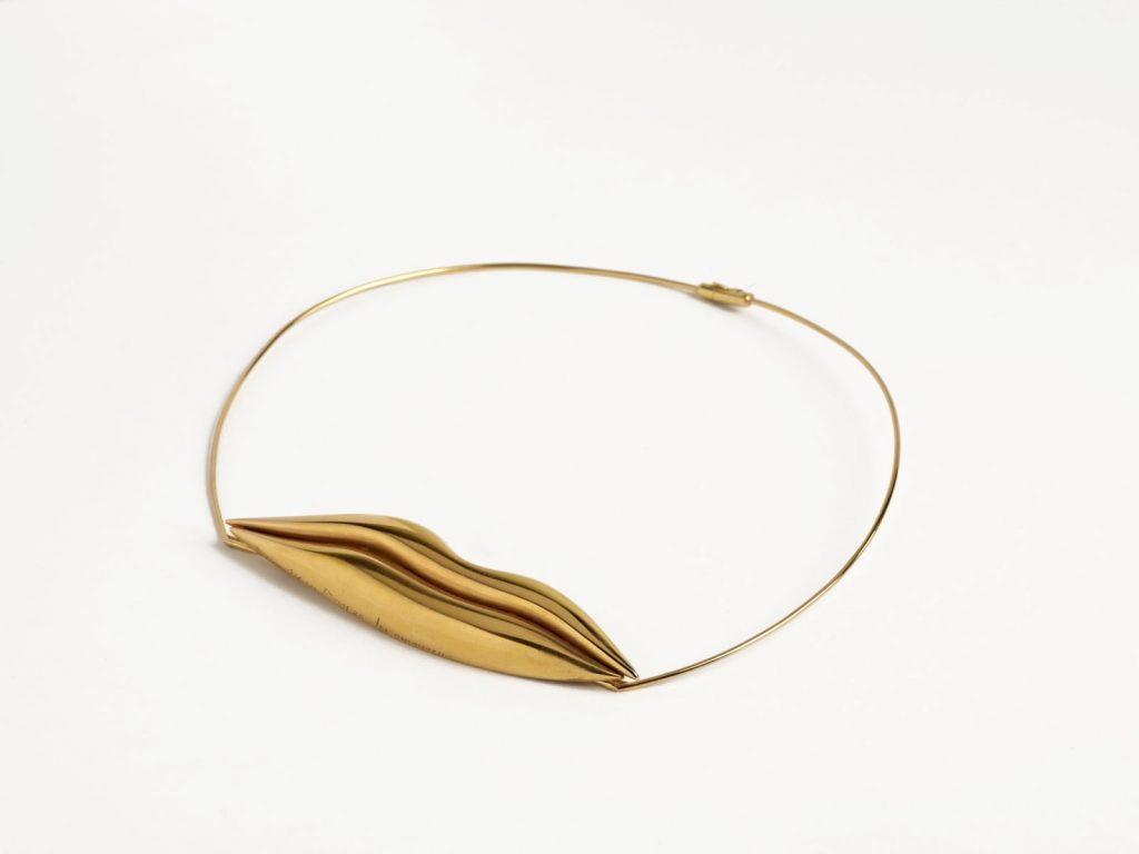 Man Ray Les Amoureux Necklace & Brooch