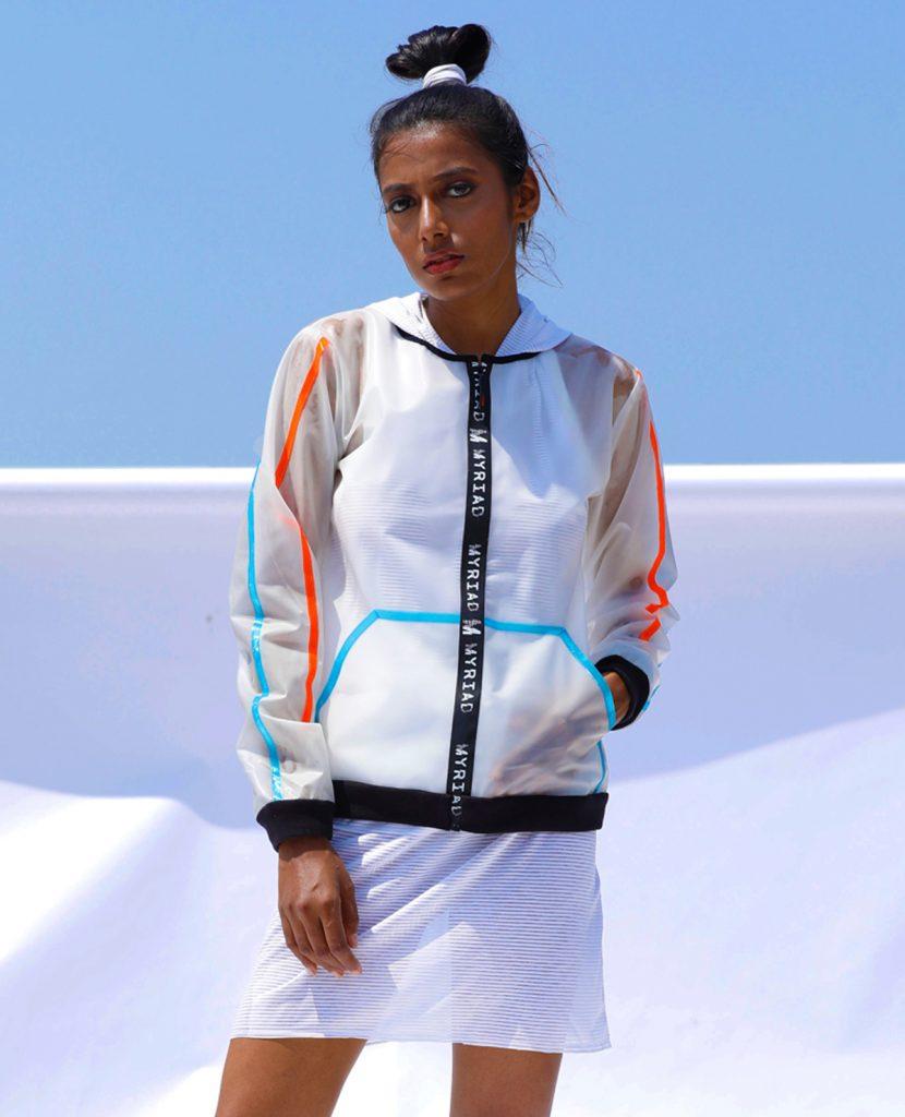 Myriad Activewear Milky Neo Jacket