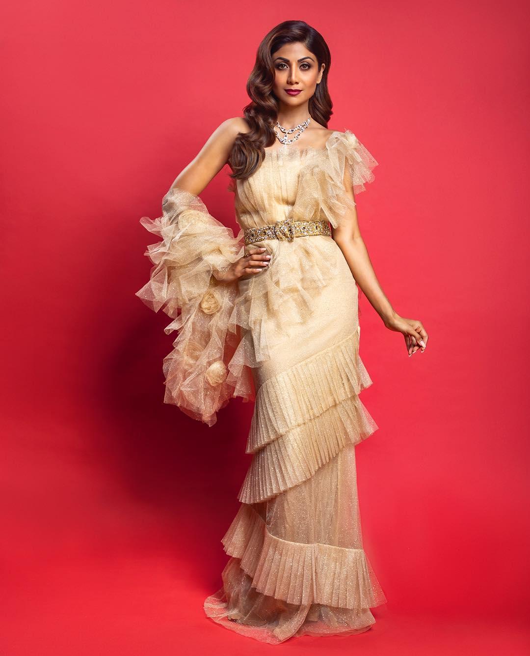 Shilpa Shetty in Sonaakshi Raaj-