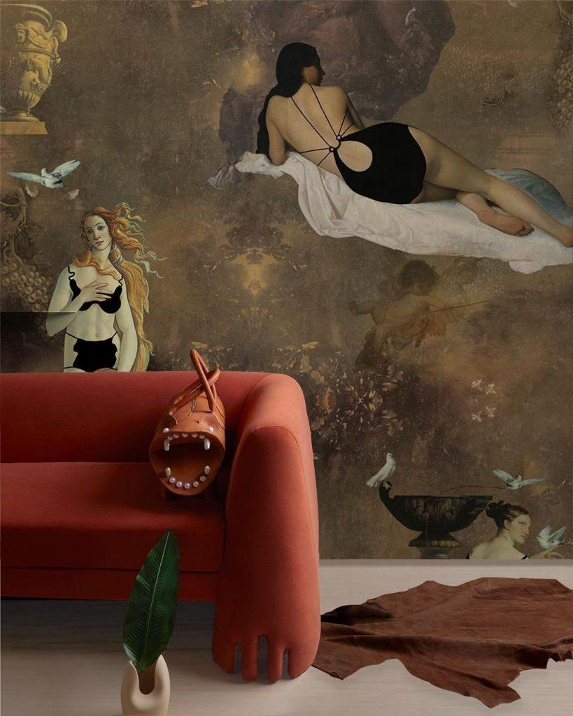 Shivan & Narresh Wallpaper, Dame