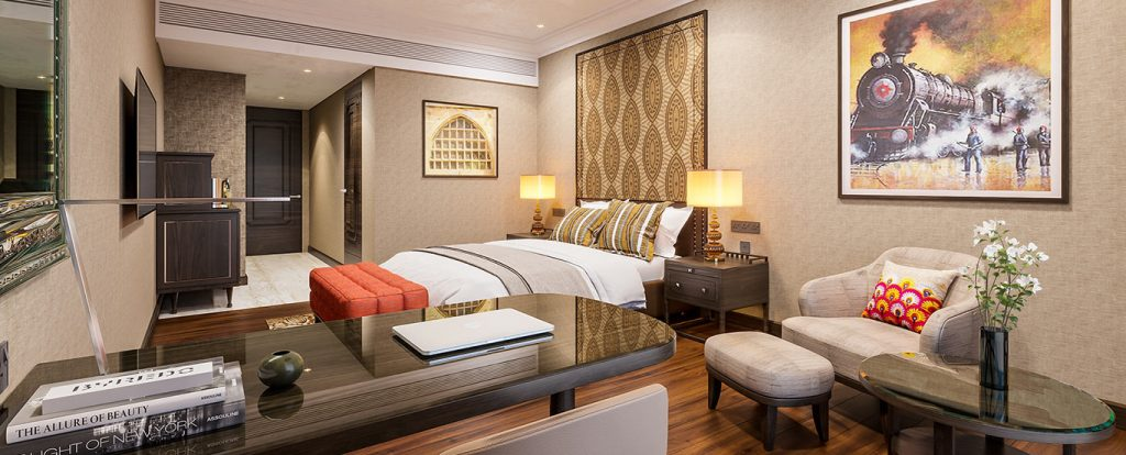 The Leela-Gandhinagar Hotel