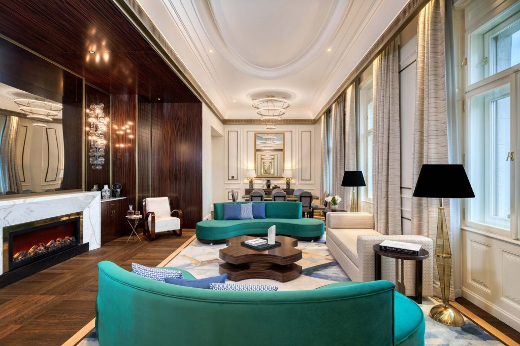 Matlid Palace Hotel Suite