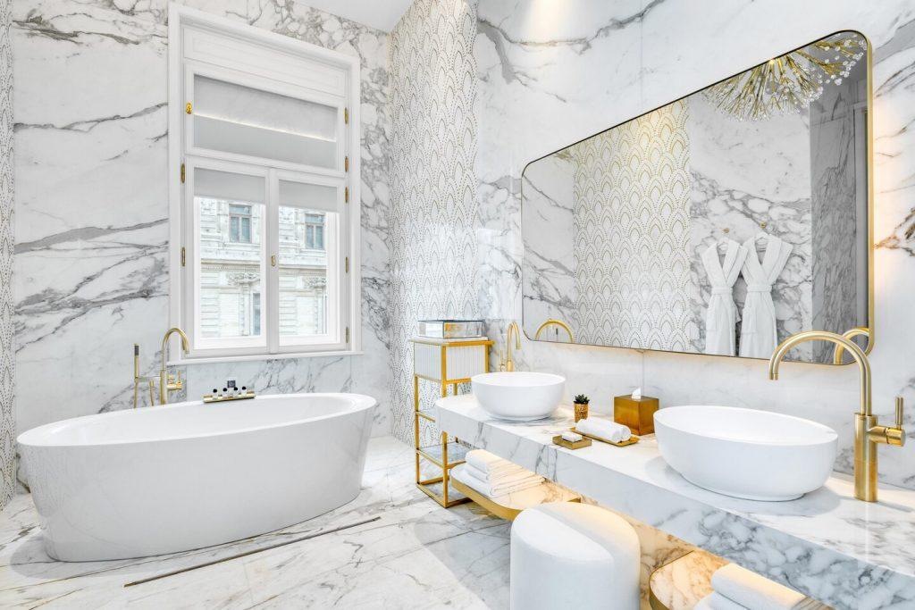 Matlid Palace Hotel Bathroom