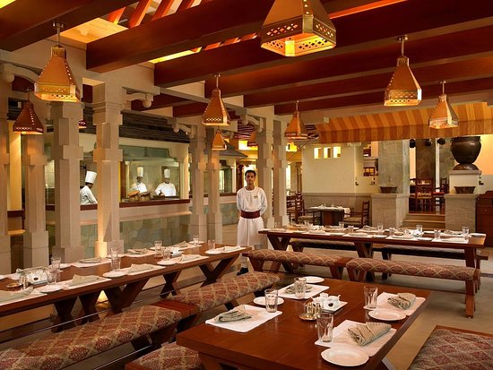 Kebabs & Kurries, ITC Grand Central